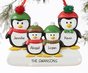 Custom Christmas Ornaments