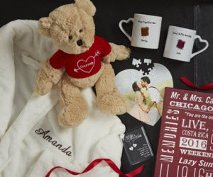 Custom Romantic Gifts