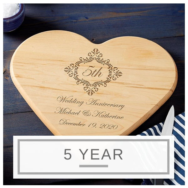 Personalized Anniversary Gifts Personalization Mall