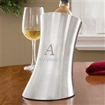 Personalized Wine Chiller Stainless Steel