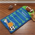 Personalized Nap Mat For Kids All Star Sports