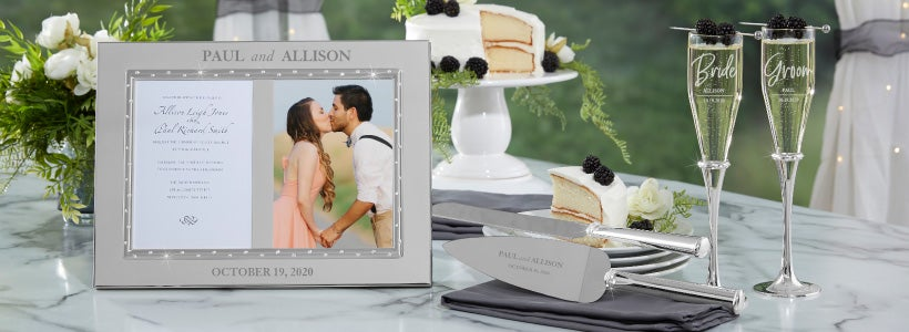 Wedding Gifts For Couples.2019 Personalized Wedding Gifts Personalization Mall